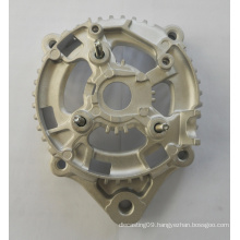 auto alternator aluminum frame