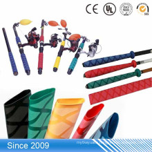 Nonslip textured Heat Shrink Tube for Fishing Rod