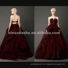 NW-297 Berühmtes Designer-Kleid