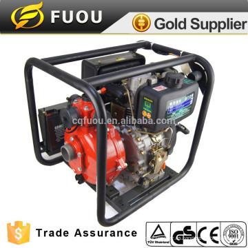 High efficiency 178f 2inch Diesel water Pump para la agricultura usada
