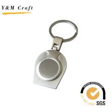 Spezielles Design-Qualitäts-Metallschlüsselring (Y02314)