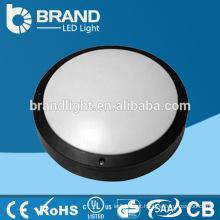 IP65 IK10 10W / 20W / 30W Luz de teto conduzida ao ar livre IP65 Luz de teto impermeável conduzida