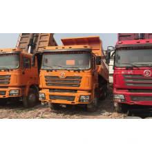 Shackman truck 6X4 375H Pused dump truck