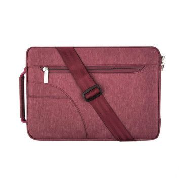Custom Sling Sleeve Smart Laptop Väska 15,6 tum