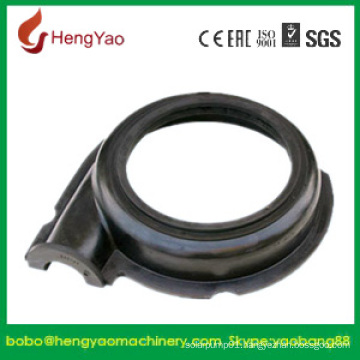 Mining Horizontal Wear Resistant Rubber Liner