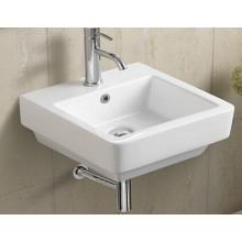 Bassin de salle de bains en céramique suspendu (1028A)