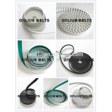 PU Power Transmission belt PU Open Belts