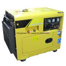 Generador de soldadura diesel / gasolina