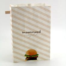 food grade paper bag for bread,paper bag printing custom
