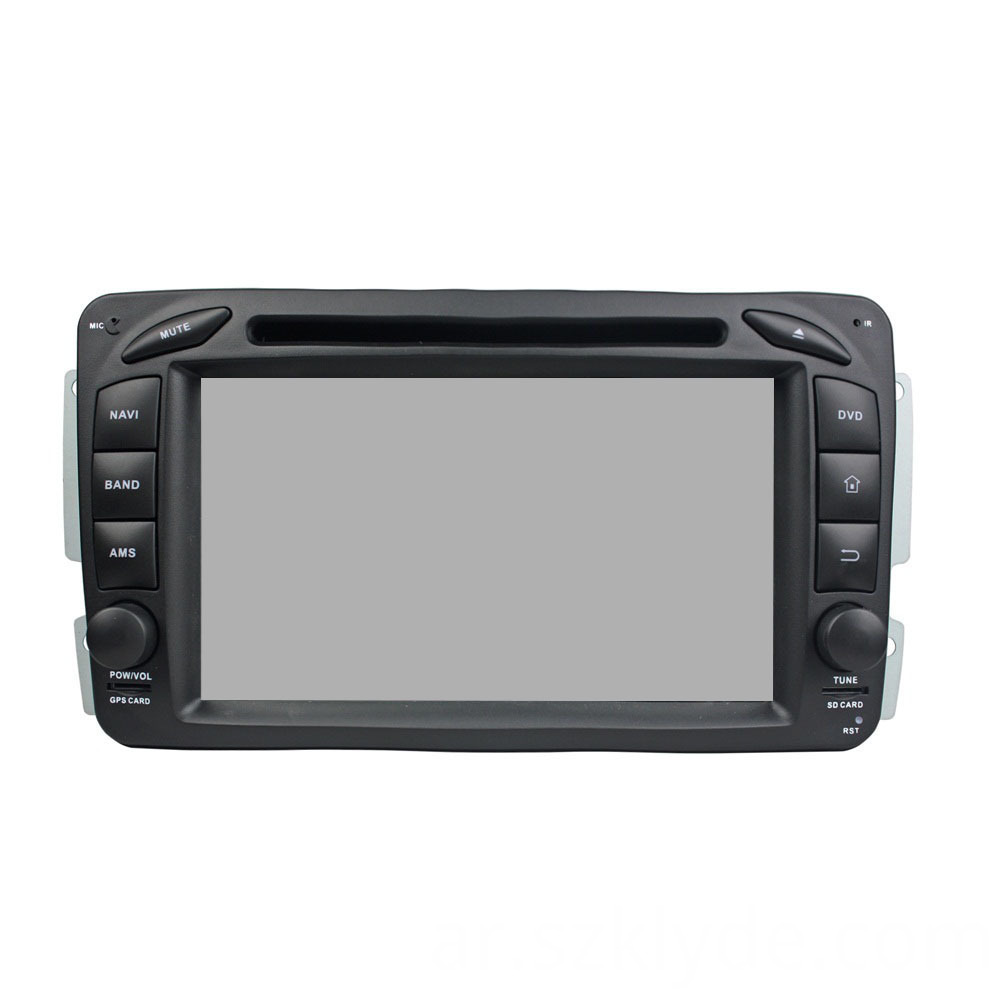 car dvd players for ML W163