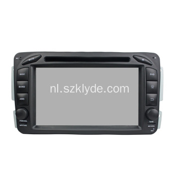 Android auto multimedia systeem voor W209 2002-2005