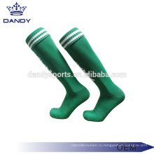 Пользовательские логотипы доступны футбольные носки