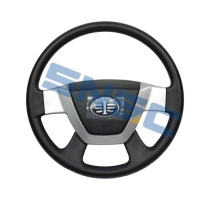 FAW truck parts Steering wheel assembly 3402010A61B
