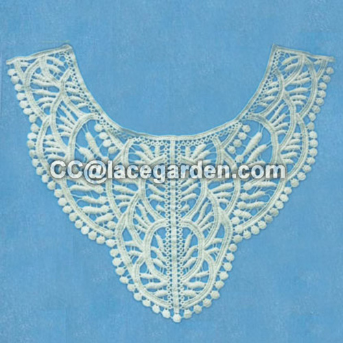 Collar Lace Used in Lady Clothing