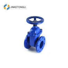 JKTLQB016 ul fm hdpe pipe volante hidráulico válvula de compuerta