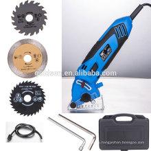 400W 54.8mm Multifunción Herramientas eléctricas de lujo Multi China Mini China Circular Saw