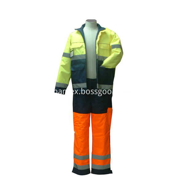 fireproof workwear safety