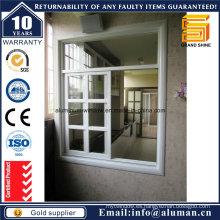 Vidrio de champagne Vidrio de aluminio con ventana de seguridad
