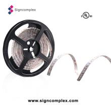 Signcomplex IP65/IP20 RGB/W SMD3020 5mm Wide LED Flexible Strip