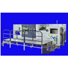 Full Auto Die cutting Machine With Waste Separator/Removal