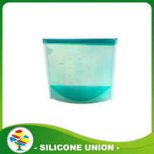 Food grade silicone food freezer storage bags