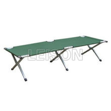 Camp Bed for outdoor Military use in high quality