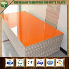 High Quality MDF Board with UV Face for Furniture