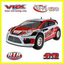 1/10 modèle radiocommandé électrique alimenté jouet voiture de rallye