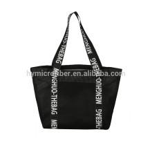 Personalisierte Fabrik billige Mesh-Tasche mit Innenbeutel