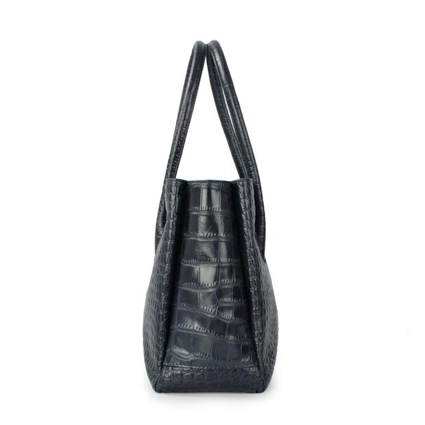 high quality genuine leather ladies laptop bag