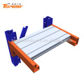 Medium duty metal storage rack shelf for spare parts