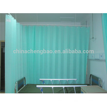 La salle d'urgence a utilisé des rideaux d'hôpital rideaux et rideaux pliants