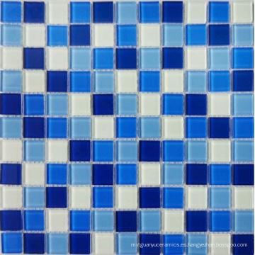Mosaico de la piscina / mosaico de vidrio cristal (HSP304)