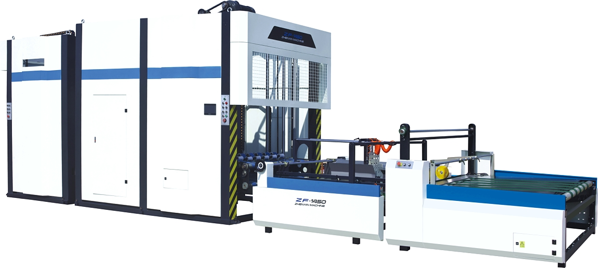 automatic pile turner machine