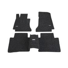 Anti slip e suavemente tapete de carro em rolos