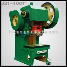 Presión de perforación mecánica J21-100T