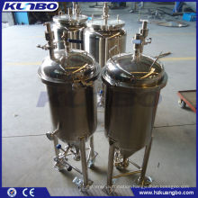 50L stainless steel conical fermenter / fermentor / fermentation tank for sale