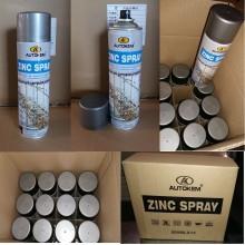 Zinc Spray Paint, Zinc-Rich Spray Paint, Zinc Coating