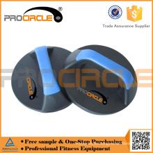 Antideslizante Push Up Stands Wide Grips Rotar barras de torsión maneja