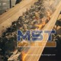 High Quality Flame Proof Conveyor Belt Korea