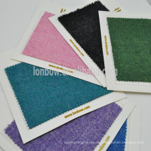 Pinker Harris Tweed Blazer aus 100% Wolle