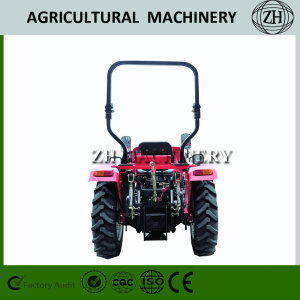 50HP Four Wheel Driving Wheel Tractor with Diesel Engine