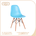 Hot sale home furniture plastic dining coffee chair