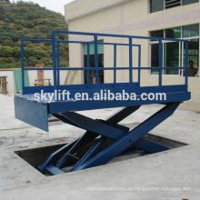 3 Tonnen hydraulische Hebebühne