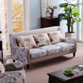 Living Room Furniture Fabric 3+2+1 Sofas Sets