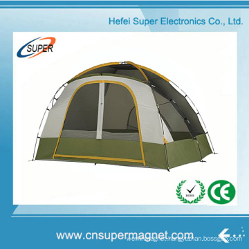 High Quality Waterproof 8 Person Tent for Camping