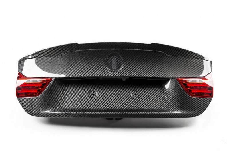car trunk carbon fiber