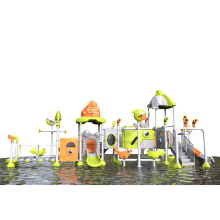 High Quality for Future World Series 2018 Egoalplay New Water Park Playground export to Dominican Republic Factory