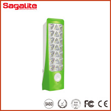 High Quality ABS Plastic Body Portable LED Rechargeable Outdoor Light
