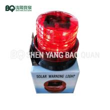 Solar Warning Light for Tower Crane